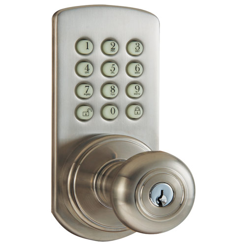 Door Lock Unlock With Key Pad