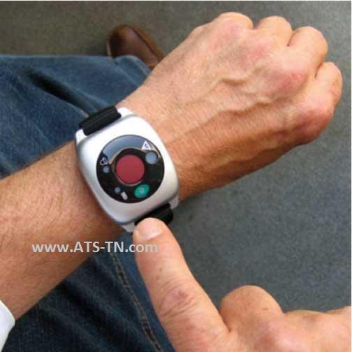 Wrist Watch Panic Button