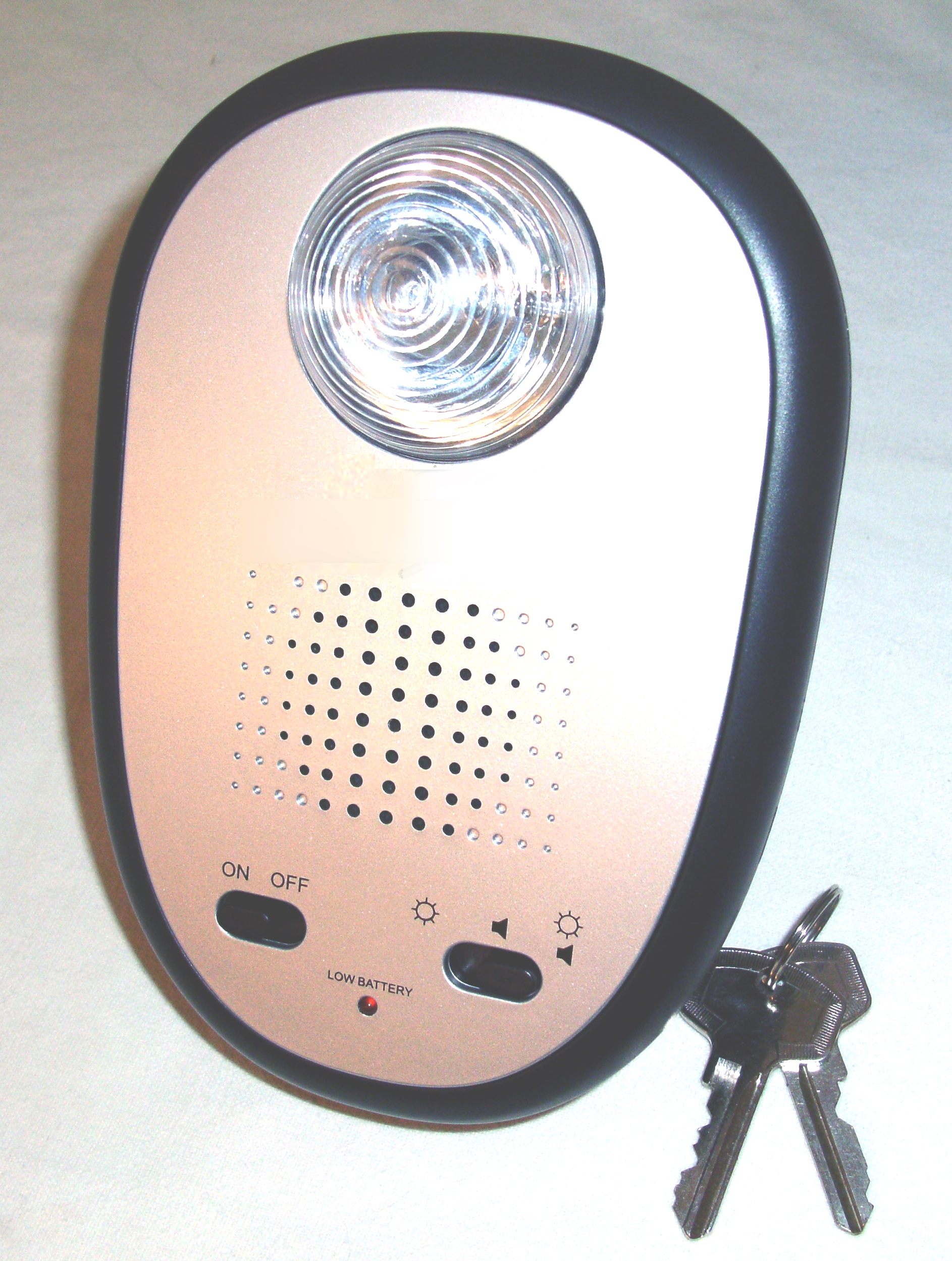 #4 Call Ringer Flasher with Door Bell and Panic Alert Button $99.99 & Wireless Alerter Ringer Flasher
