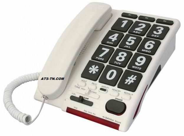 voice answer telephone