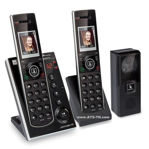 Video Intercom Doorbell With Telephone Combo