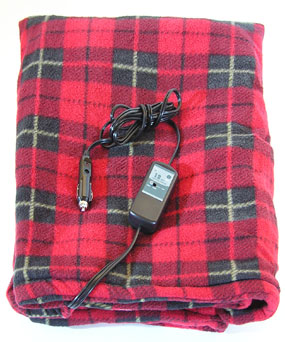 Cozy Car Heated Electric Blanket