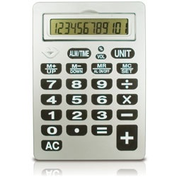 jumbo talking calculator with square root key