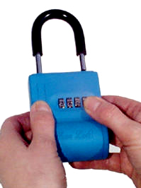 locking key holder