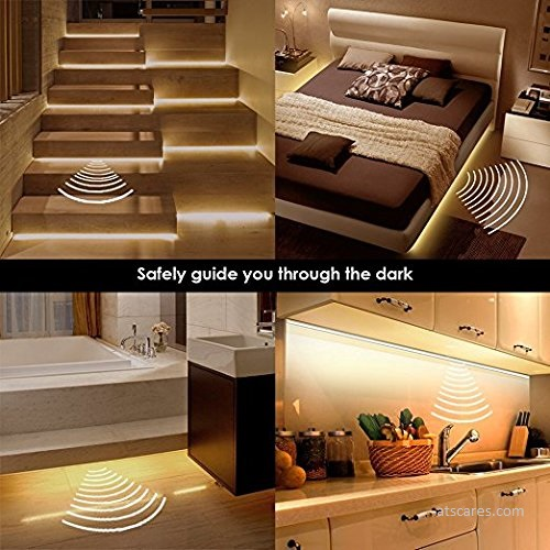 motion activated led light strips