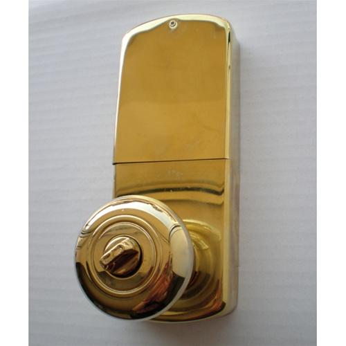 Wireless Door Lock Remote Door Knob With Keypad Ebay