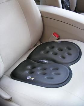 Gel Seat Cushion for Car, Desk or Wheelchair