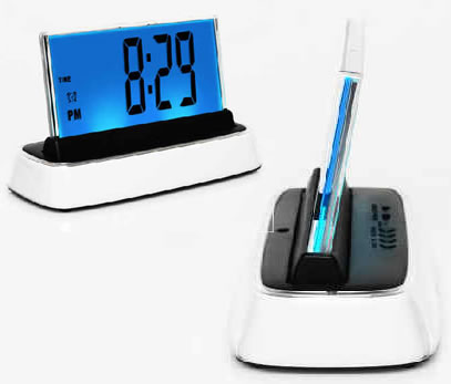The Only Totally Voice Interactive Alarm Clock
